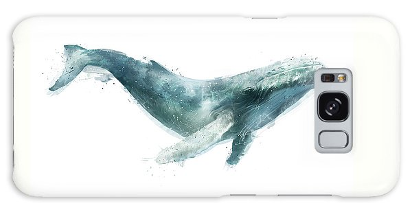 Humpback Whale From Whales Chart Galaxy S8 Case