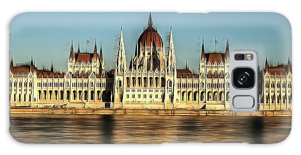 Hungarian National Parliament Galaxy Case