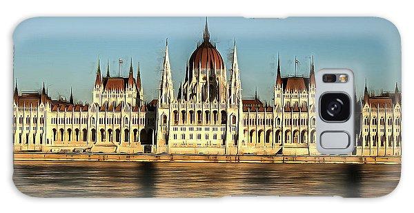 Hungarian National Parliament Galaxy Case
