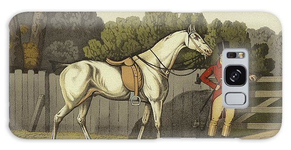 Horse Galaxy Case - Hunter by Henry Thomas Alken