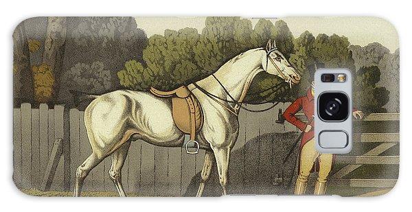 Horse Galaxy Case - Hunter by Henry Thomas Alken