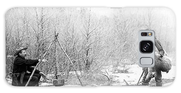 Hunting Camp Winter 1887-88 -- South Dakota Galaxy Case