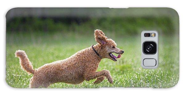 Hunting Dog Galaxy Case by Teemu Tretjakov