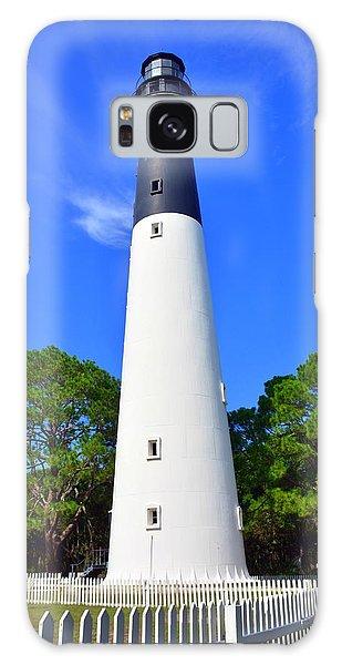 Hunting Island Lighthouse Beaufort Sc Galaxy Case