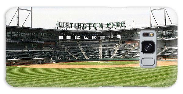 Huntington Park Baseball Field Galaxy Case