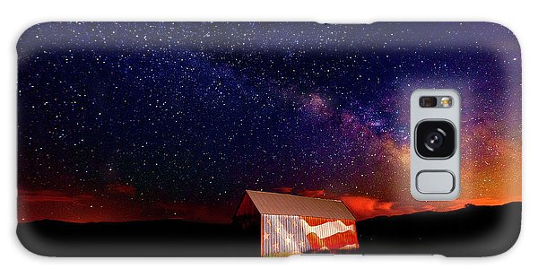 Huntsville Barn Galaxy Case