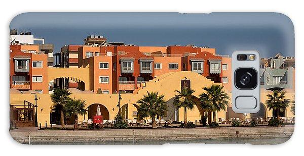 Hurghada Marina Galaxy Case