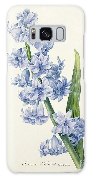 Joseph Galaxy Case - Hyacinth by Pierre Joseph Redoute