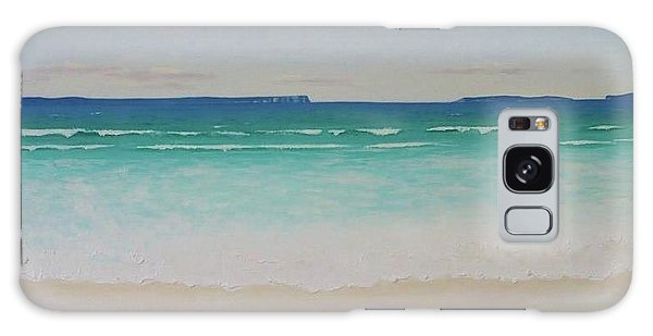 Hyams Beach Galaxy Case