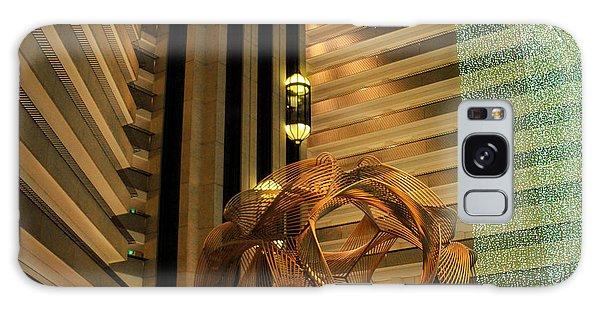 Hyatt Regency Sf Atrium Galaxy Case