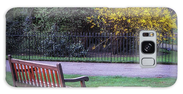 Hyde Park Bench - London Galaxy Case