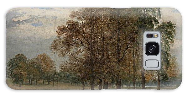 Hyde Park Galaxy Case by John Martin
