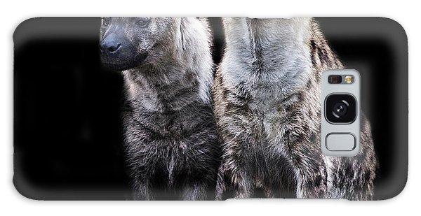 Griffon Galaxy Case - Hyena Lookout by Martin Newman