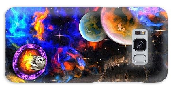 Hyperactivity Sector X66 In The Andromeda Gallaxy Galaxy Case