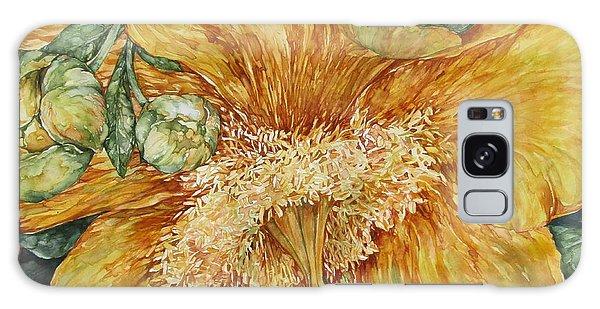 Hypericum Plant Galaxy Case