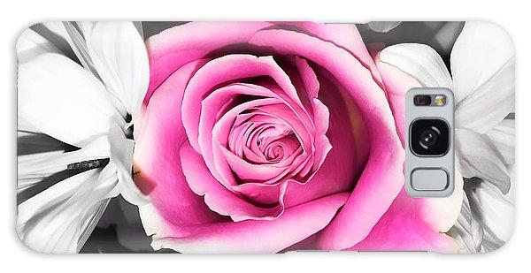 Hypnotic Pink 2 Galaxy Case