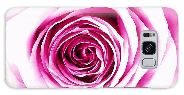 Hypnotic Pink Galaxy Case
