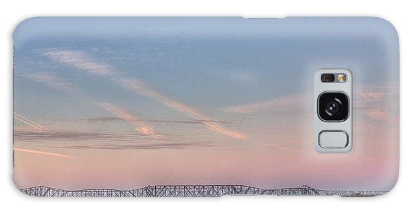 I-55 Bridge Over The Mississippi Galaxy Case