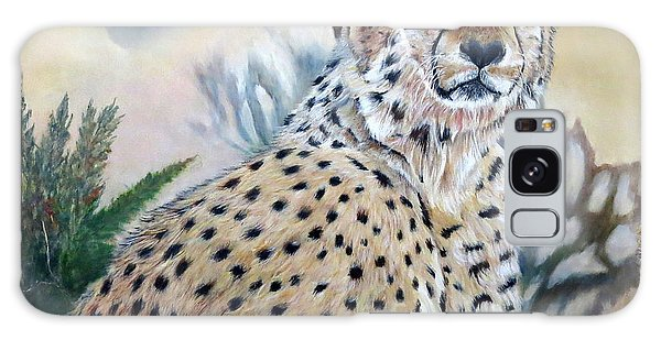 I Am Cheetah 2 Galaxy Case