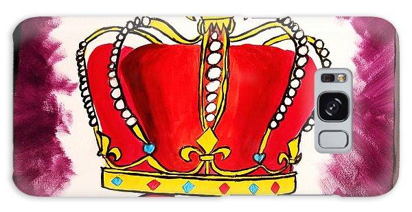 I Am King  Galaxy Case