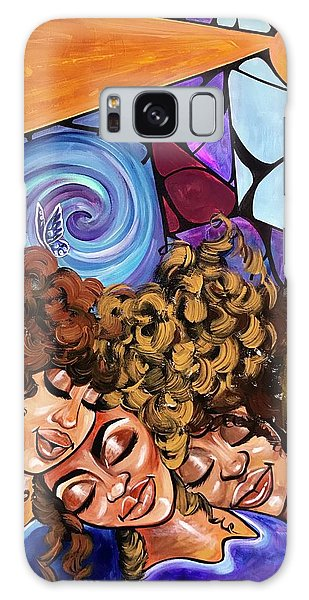 Galaxy Case - I Am My Sisters Keeper by Artist RiA