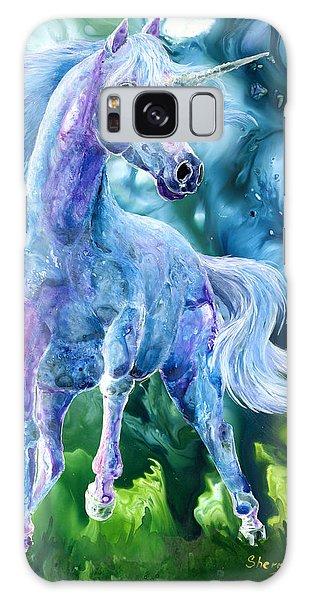 I Dream Of Unicorns Galaxy Case