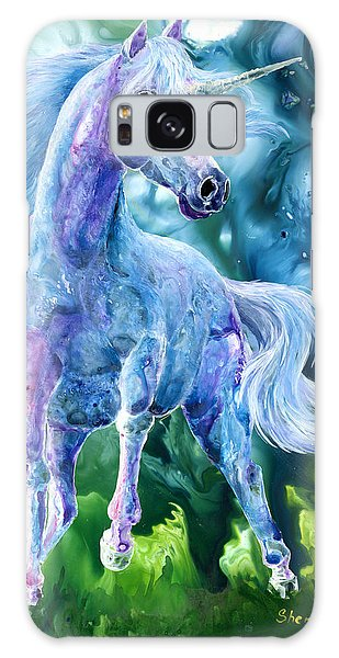 I Dream Of Unicorns Galaxy Case