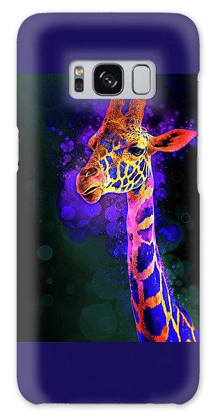 I Dreamt A Giraffe Galaxy Case