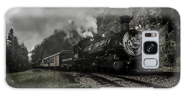 I Hear The Train A Comin' Galaxy Case