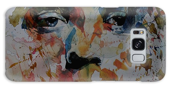 Rolling Stone Magazine Galaxy Case - I Know It's Only Rock N Roll But I Like It by Paul Lovering