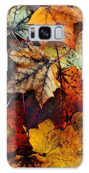 Card Galaxy S8 Case - I Love Fall 2 by Joanne Coyle