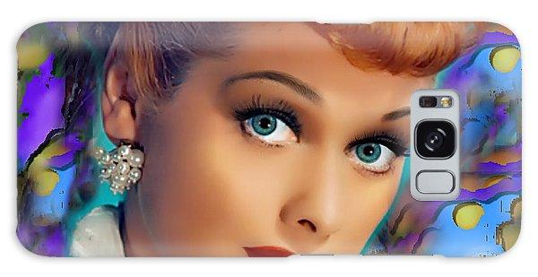 I Love Lucy Galaxy Case