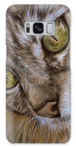 I See Galaxy Case by Heidi Kriel