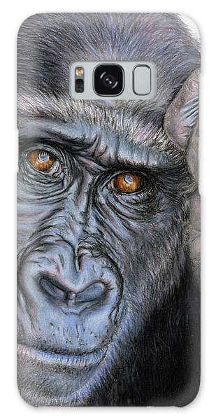 Gorilla Galaxy S8 Case - I Think Therefore I Am by Sarah Batalka