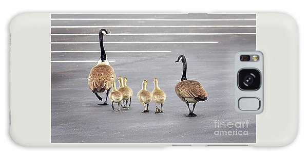 Gosling Galaxy Case - I Thought We Parked In This Row by Sharon McConnell