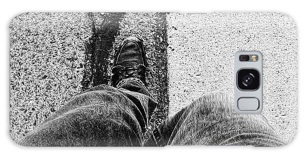 I Walk The Line Galaxy Case