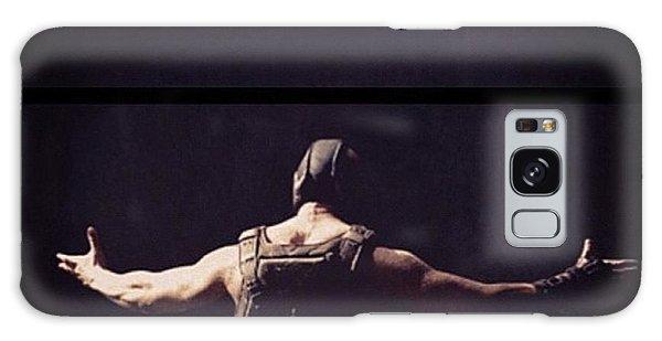 Superhero Galaxy Case - I Want This Framed! #bane #batman by Georgina Hassan