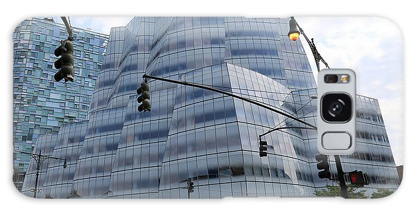 Iac Building By Frank Gehry In Chelsea Galaxy Case