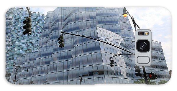 Iac Building By Frank Gehry In Chelsea Galaxy Case by Steven Spak
