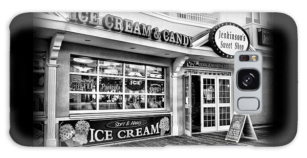 Ice Cream And Candy Shop At The Boardwalk - Jersey Shore Galaxy Case
