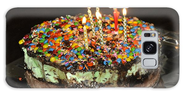 Ice Cream Cake Galaxy Case