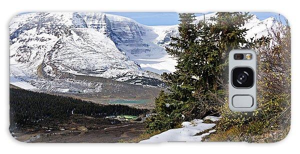 Ice Fields Galaxy Case
