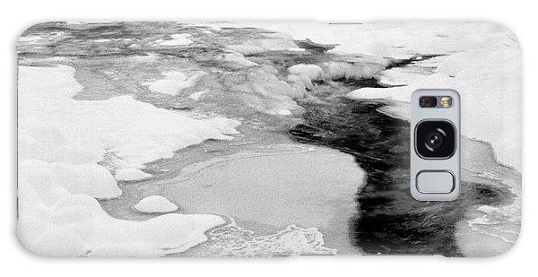 Galaxy Case - Ice River by Bob Neiman