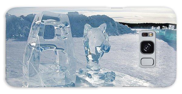 Ice Sculpture Galaxy Case