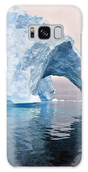 Iceberg Alley Galaxy Case