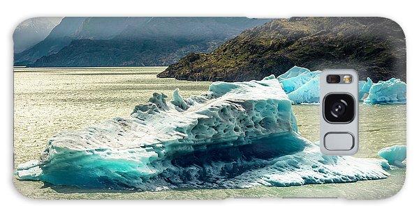 Iceberg Galaxy Case by Andrew Matwijec