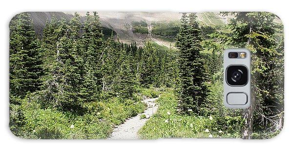 Iceberg Lake Trail Forest Galaxy Case