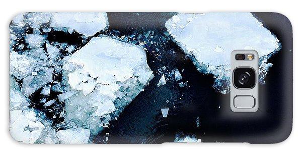Iced Beauty #1 Galaxy Case
