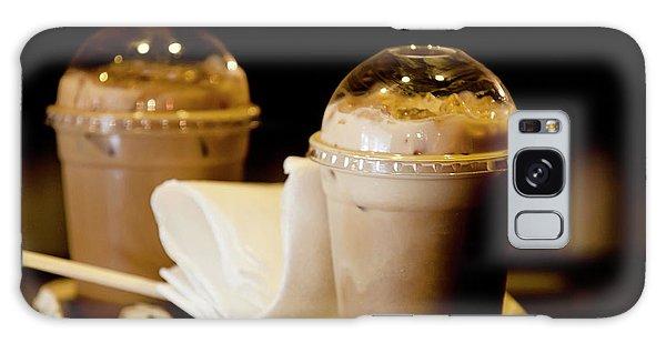 Iced Caramel Coffee Galaxy Case