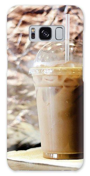 Iced Coffee 2 Galaxy Case